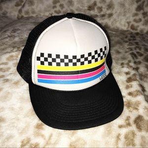 Vans Classic Otto Trucker Hat Adjustable